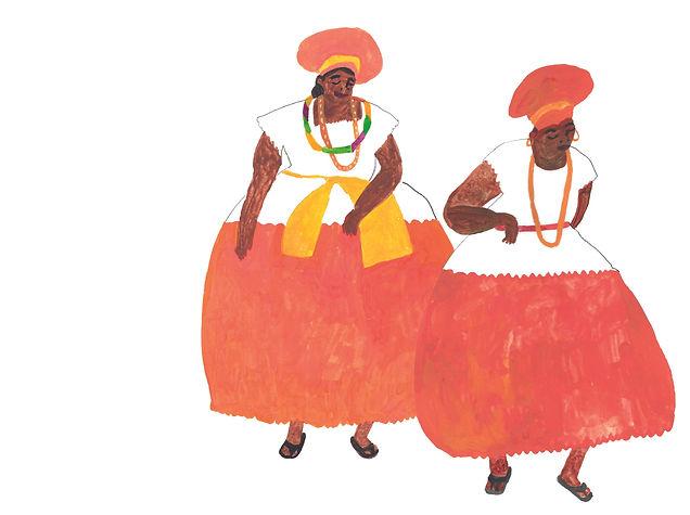 Traditional Dress Brazil