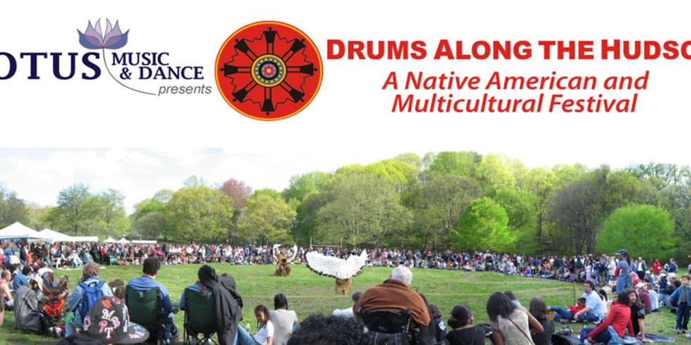 Drums Along the Hudson: A Native American and Multicultural Festival