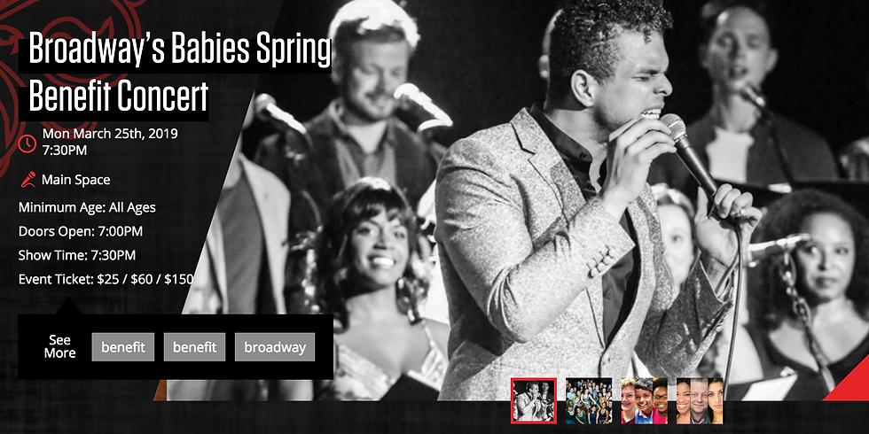 Broadway's Babies Spring Benefit Concert