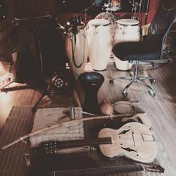 instrumentos musicais