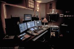 sala de controle principal