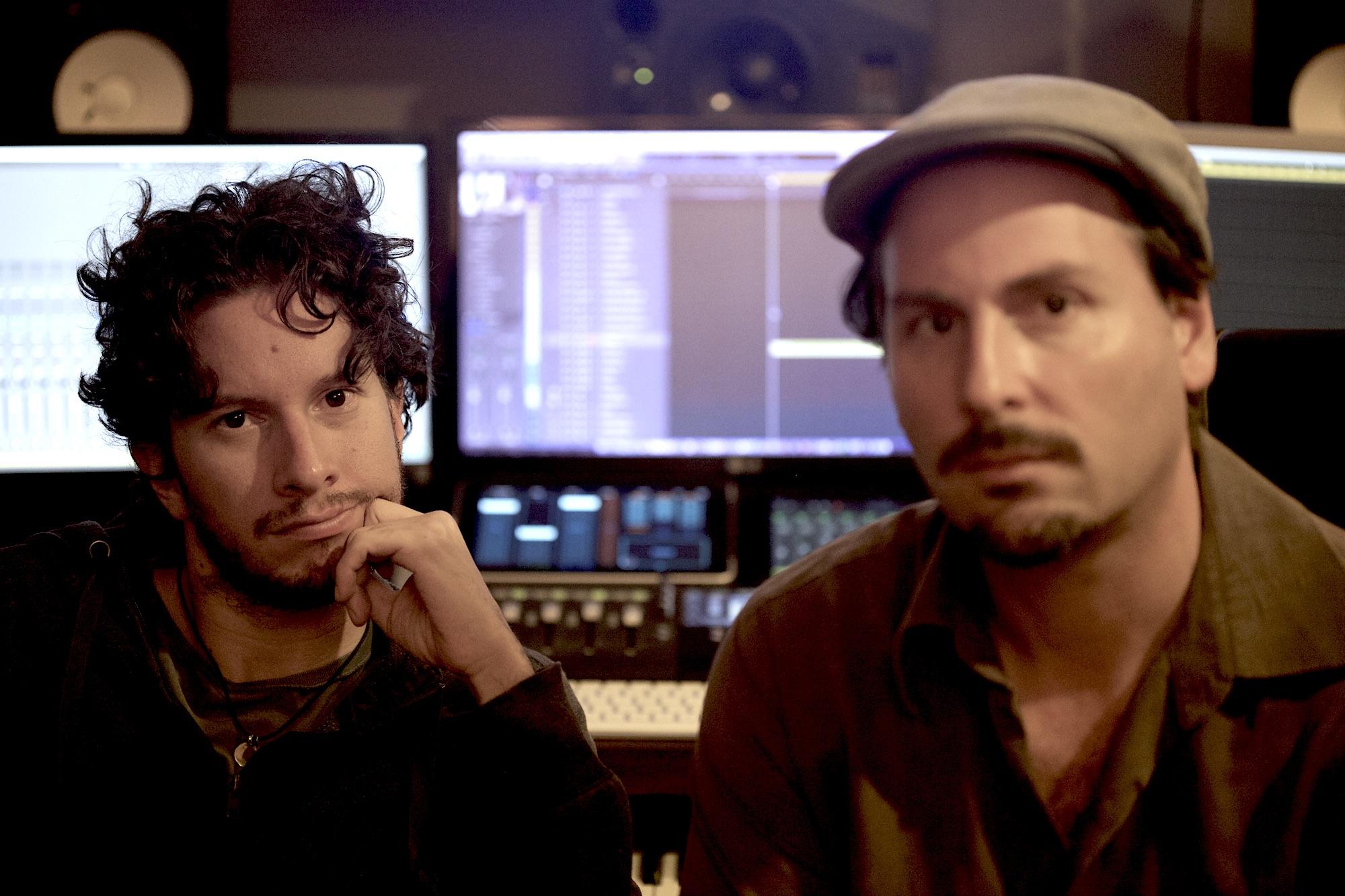 Sascha Kratzer e Rafael Maklon