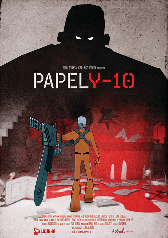 Papel Y-10 – Curta de Animação