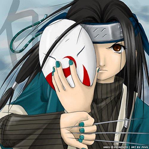 The Voice of Haku-Naruto