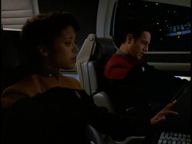 Ensign Kaplan - Star Trek: Voyager