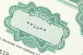 16 shares. Old stock share certificate.