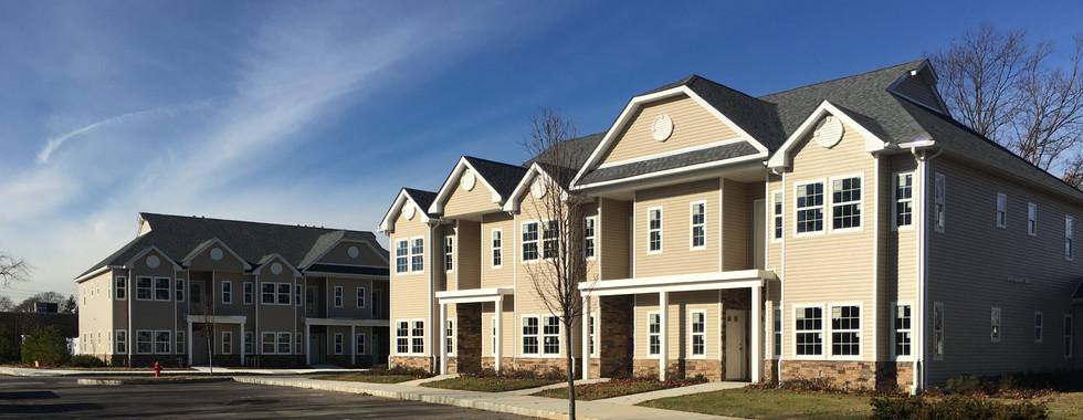 Our own, 26 unit condominium complex, gr