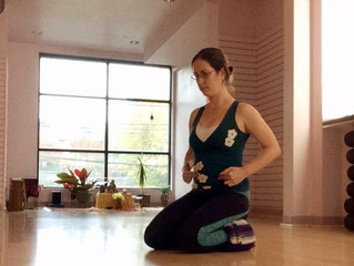 Transition & Balance- a Yin Sequence for the Stomach and Spleen
