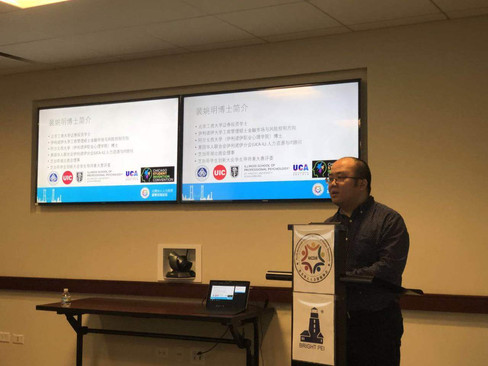 Dr. Yaoming Pei comments on international students applying for U.S. jobs
