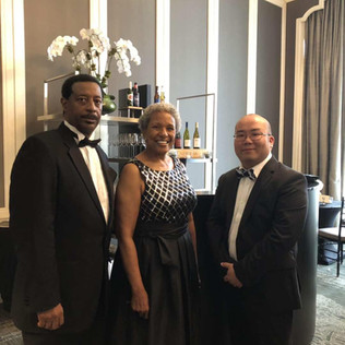WheatlePeart Annual Global Business Ball