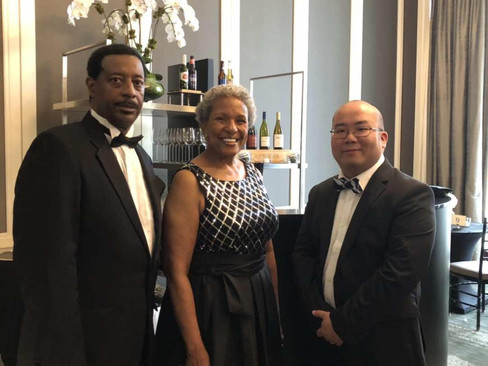 Wheatle Peart Annual Global Business Ball