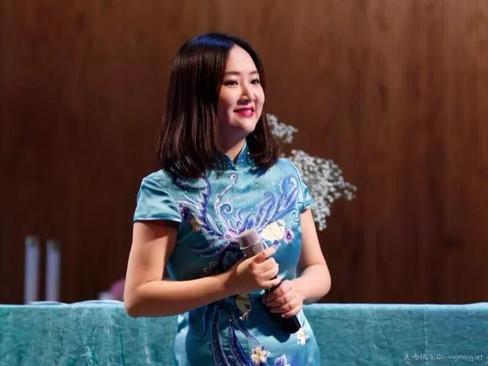 Chicago Singer Wang Yi Sweeten the Concert