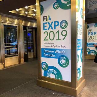 FIA EXPO 2019 | 35th Annual Futures & Options Expo