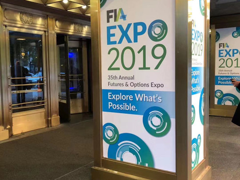 FIA EXPO 2019 | 35th Annual Futures & Options Expo