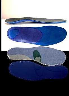Semelles orthopédiques thermoformées et posturales