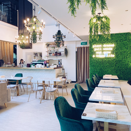 Botany review: Robertson Quay's newest restaurant serves organic, homemade food in a cool, relaxing