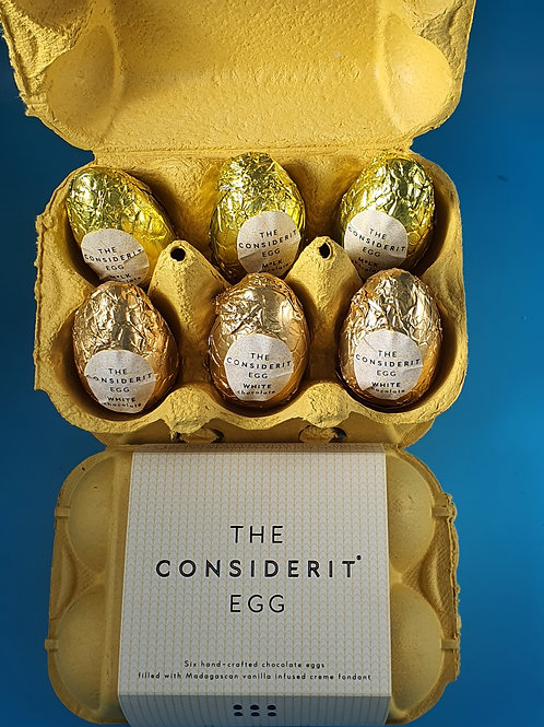 Half Dozen Cream Egg Gift Box -2 Flavours