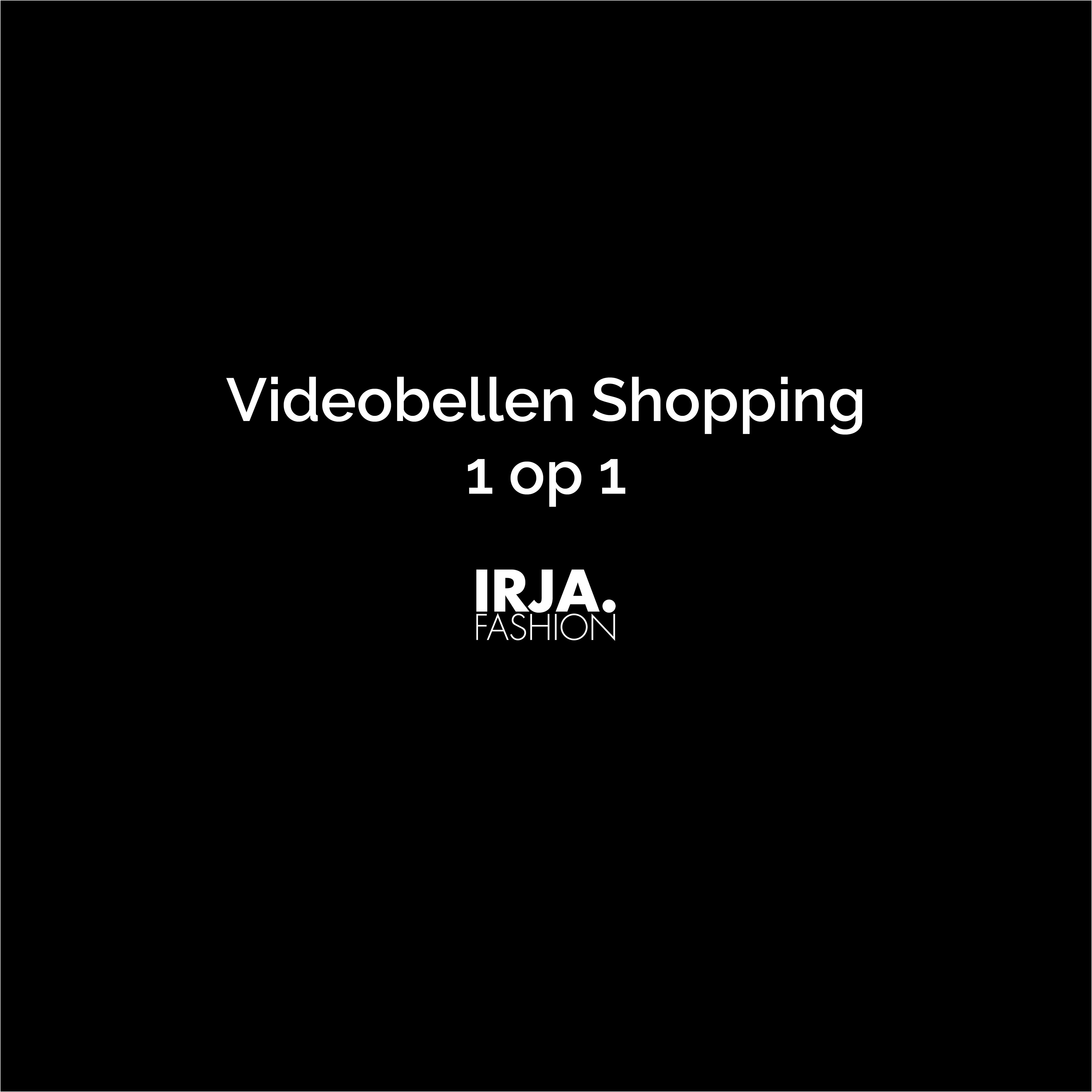 Videobellen 1 op 1 shopping