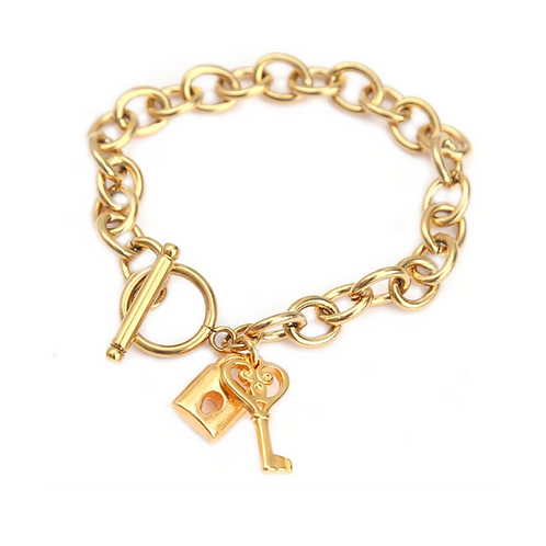 Armband Lock and key