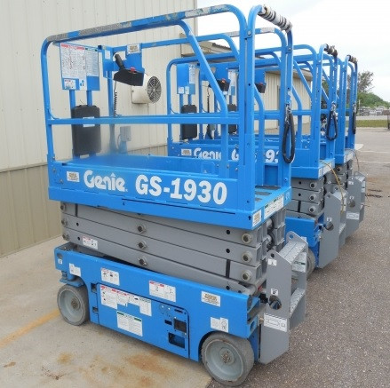 Scissor Lift Rental Utah