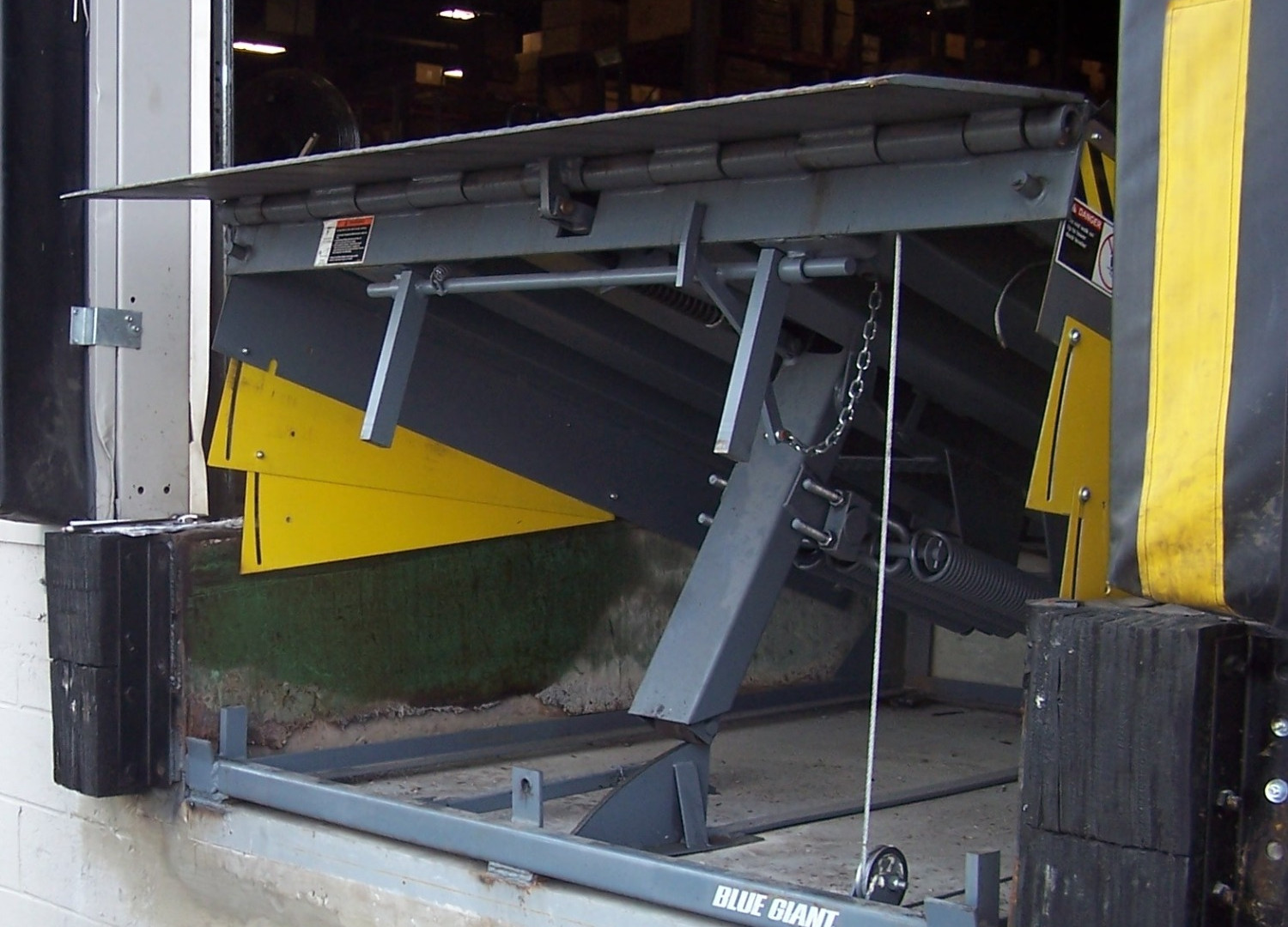 Dock Leveler Maintenance Salt Lake City