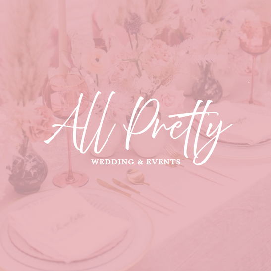 All Pretty Weddings & Events
