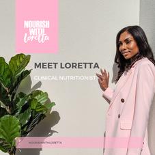 Nourish with Loretta