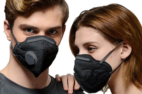 N95 Adult Mask - Black