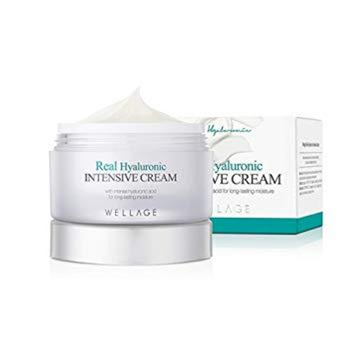 Wellage Real Hyaluronic Intensive Cream 50ml