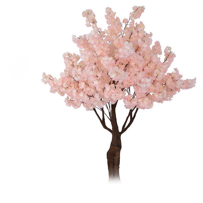65ft-tall-fake-hydrangea-bloom-tree-blus