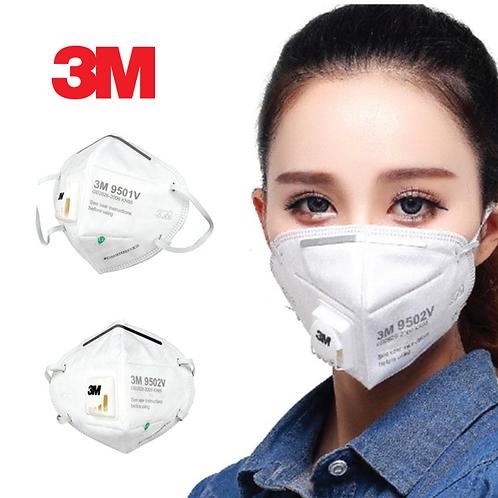3M 9502V PM2.5 Particulate Respirator
