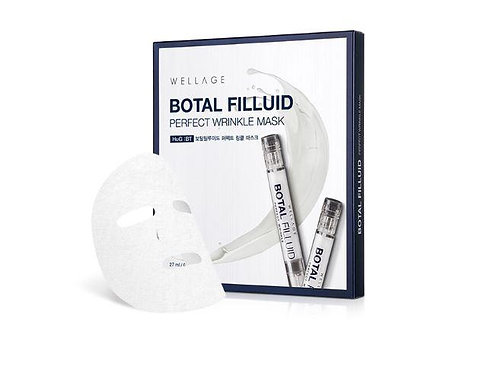 Wellage Botal Filluid Perfect Wrinkle Mask (5 PACK)