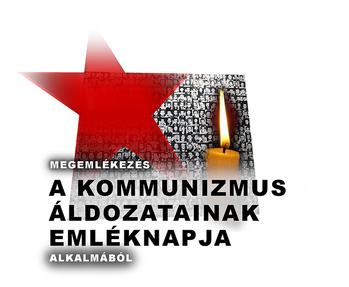 Emlékműsor a Kommunizmus Áldozatainak Emléknapja alkalmából