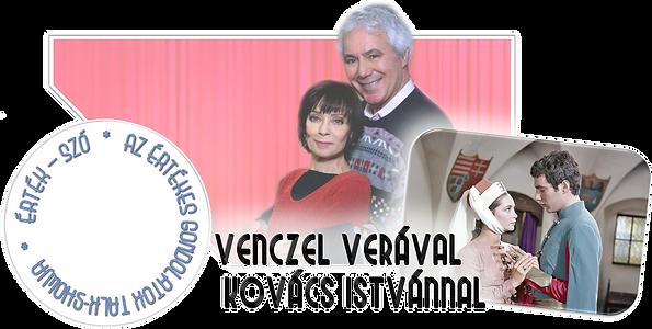 Venczel Vera és Kovács István
