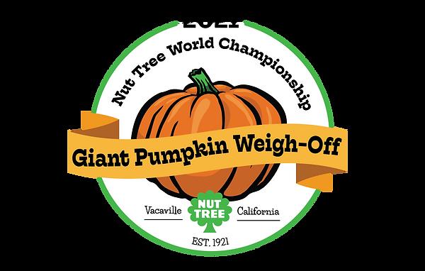 Giant Pumpkin Weigh-Off Logo