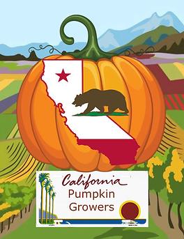 California Pumpkin Growers Logo