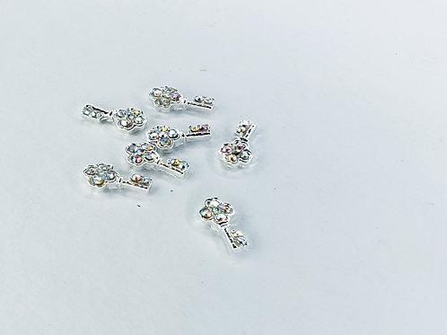 High Quality Crystal 7pcs/jar #41