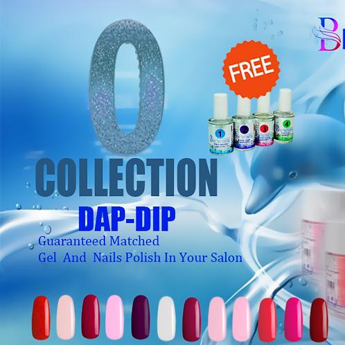 Blue Harmorny Dip O Collection 12 color free liquid dip