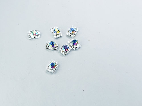 High Quality Crystal 7pcs/jar #55