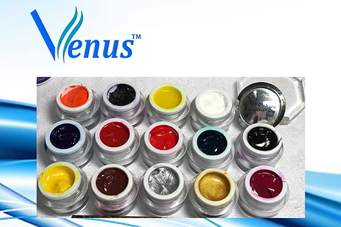 Venus Gel Painting LINH GIRAULT 14PCS/KIT