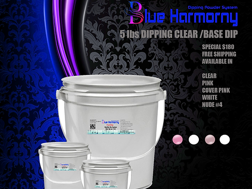 Blue Harmorny Dipping 5lbs bucket