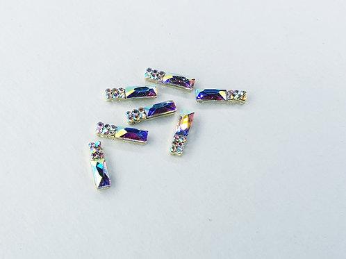 High Quality Crystal 7pcs/jar #45