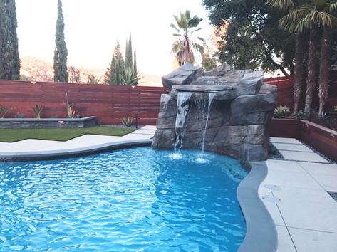 Custom Pool Installation