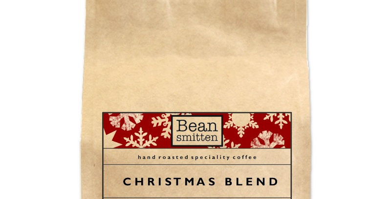 Christmas Blend Coffee Beans by Bean Smitten