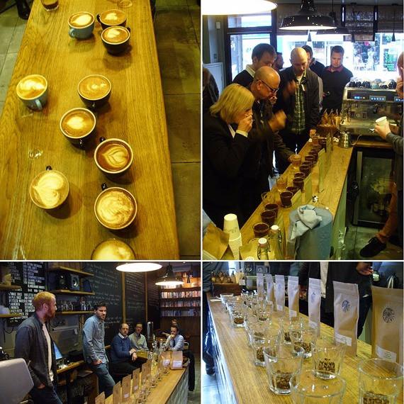 Tunbridge Wells Coffee Events