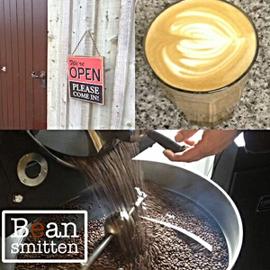 At our roastery - Bean Smitten