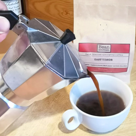 The Boss Reviews: Coffee from East Timor (Duhoho)