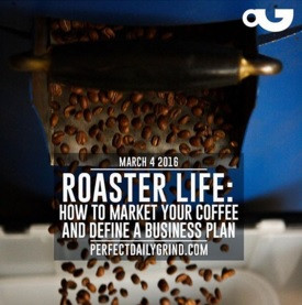 Running a coffee roasting business. Our advice.