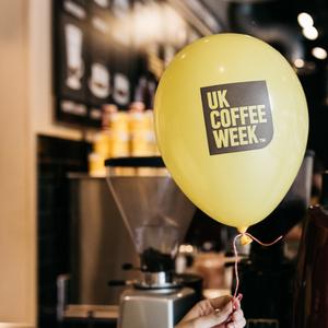 UK Coffee Week 2019