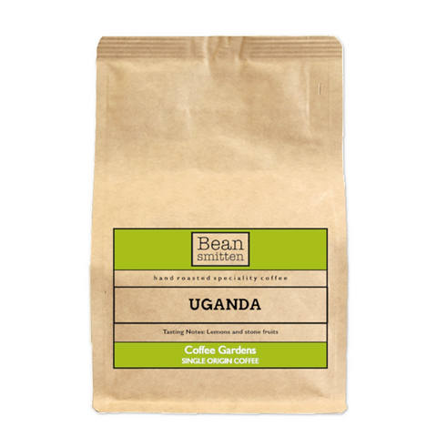 Uganda Coffee Gardens Lot 1 Beans From